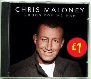 Chris Maloney Songs for Me Nan
