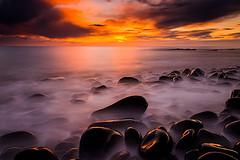 Jonathan Combe Photography, Sunrise at Swine's Den