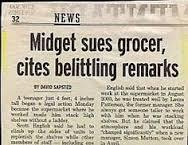 Crap Headline of the Week, NOT The Berwickshire Advertiser, Trudy Morrison