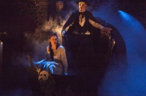 Maltings Youth Theatre's production of The Phantom of the Operar
