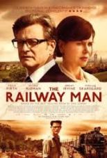 Film poster for The Railway Man, starring Colin Firth and Nicole Kidman
