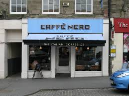 Caffe Nero, Berwick-upon-Tweed